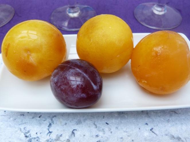 mousse de prunes1